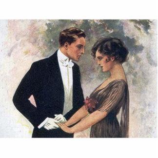 Vintage Romance Acrylic Cut Out