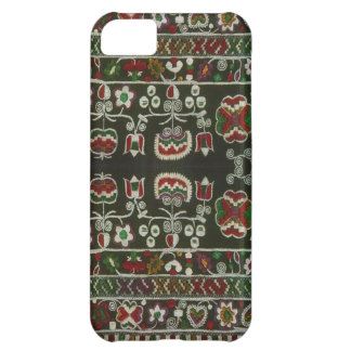 Vintage Romanian embroidery iPhone 5C Cover
