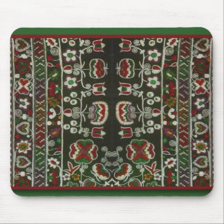 Vintage Romanian embroidery Mousepads