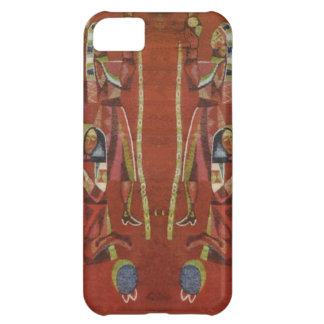 Vintage Romanian needlework, embroidery Cover For iPhone 5C