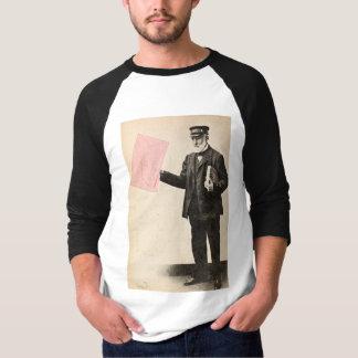 Vintage romantic postman T-Shirt
