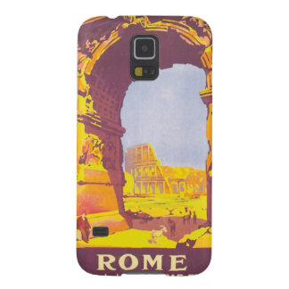Vintage Rome Express Galaxy S5 Covers