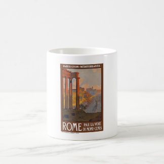 Vintage Rome Italy Coffee Mug