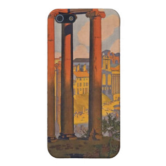 Vintage Rome Italy Cover For iPhone 5