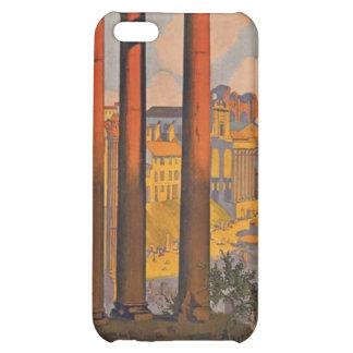 Vintage Rome Italy iPhone 5C Case