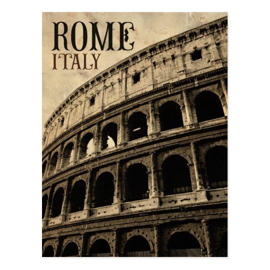 vintage rome italy postcard  Zazzle.com