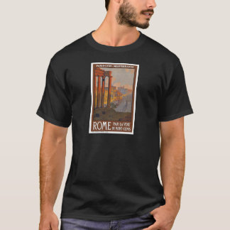 Vintage Rome Italy T-Shirt