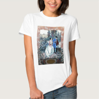 Vintage Romeo and Juliet poster T-shirt