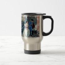 Vintage Romeo and Juliet poster Travel Mug