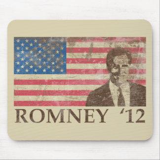 Vintage Romney 2012 Mouse Pad