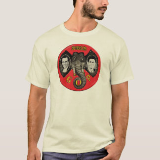 Vintage Romney Ryan 2012 T-Shirt