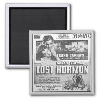 Vintage Ronald Colman Film Advert Fridge Magnet