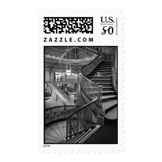 Vintage Rookery Architectural Detail Chicago Postage