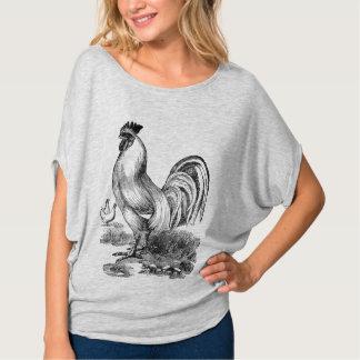 Vintage rooster illustration T-Shirt
