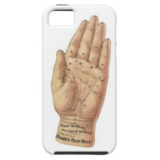 Vintage Root Beer Advert - Palmistry iPhone 5 Covers