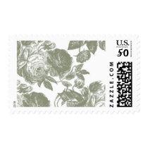 Vintage Rose B by Ceci New York Postage