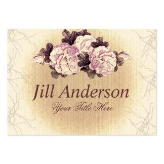 Vintage Rose Business Card