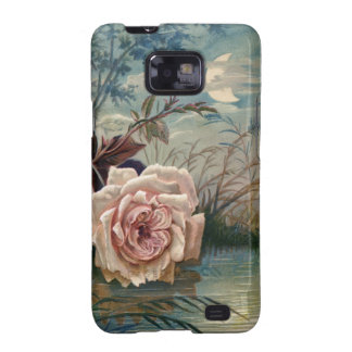 Vintage Rose Samsung Galaxy SII Cases