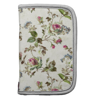 Vintage Rose  Floral Pattern Shabby chic Organizers