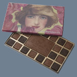 Vintage Rose Girl Assorted Chocolates