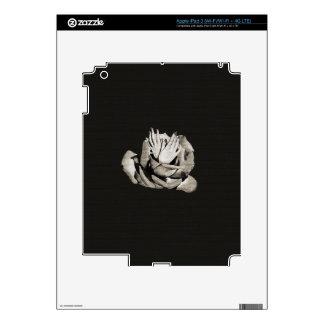 Vintage Rose Hands Nails Grunge iPad 3 Skin