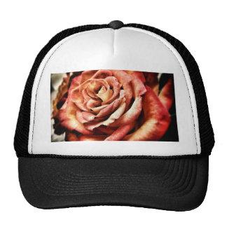 Vintage Rose Trucker Hat