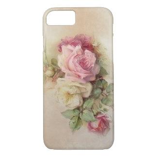 Vintage Rose iPhone 7 Case