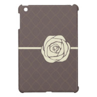 Vintage Rose {Mini iPad Case} iPad Mini Cover