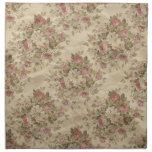 Vintage Rose Napkins