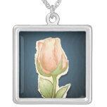 Vintage rose, necklace