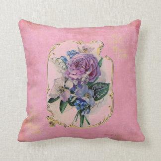 Vintage Rose Pillows