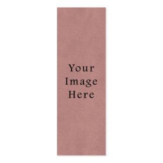 Vintage Rose Pink Lavender Parchment Paper Purple Business Card Templates