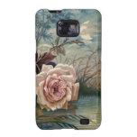 Vintage Rose Samsung Galaxy S Cases