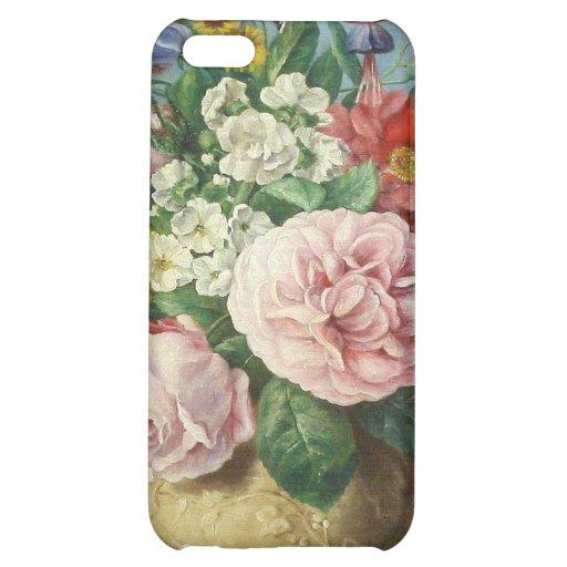 vintage rose speck case iPhone 5C cases
