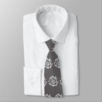 Vintage Rose Tie