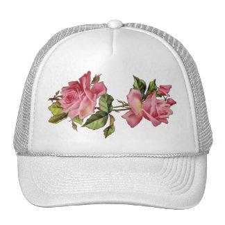 """Vintage """"Rose Vine"""" Hat"""