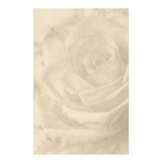 """""""Vintage Rose"""" Writing Paper"""