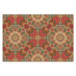 Vintage Roses Abstract Tissue Paper at Zazzle