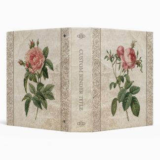 Vintage Roses album binder