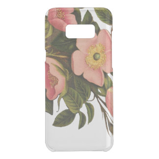 Vintage Roses Antique Drawing Art Phone Uncommon Samsung Galaxy S8+ Case