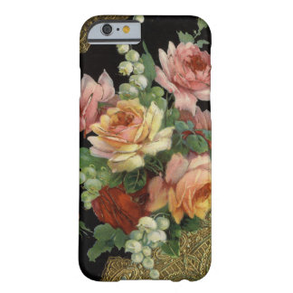 Vintage Roses Barely There iPhone 6 Case