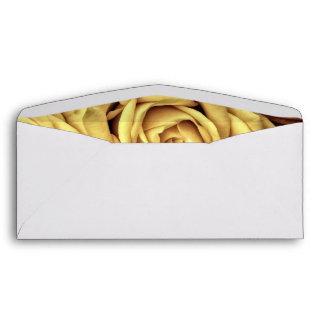 Vintage Roses Envelope