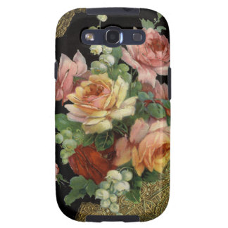 Vintage Roses Galaxy SIII Cover