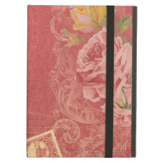 Vintage Roses iPad Air Cover