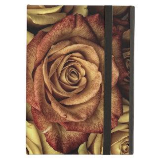 Vintage Roses iPad Cases