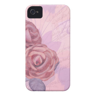 Vintage roses iPhone 4 Case-Mate case