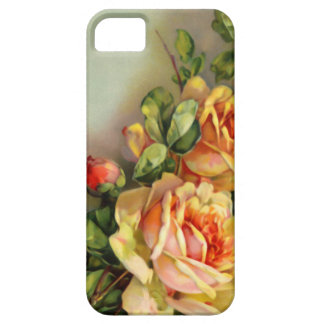 Vintage Roses iPhone 5 Case