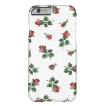 Vintage Roses iPhone 6 Case, Barely There Barely There iPhone 6 Case