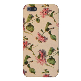Vintage Roses iPhone Case Nostalgic and retro Cases For iPhone 5