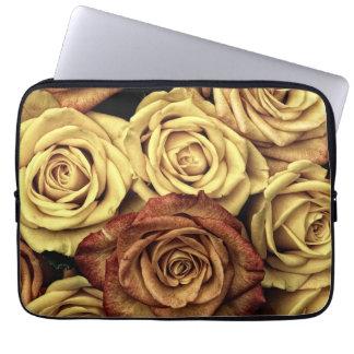 Vintage Roses Laptop Sleeve